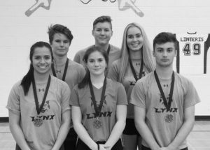 PICs – Ecole Heritage junior and senior high badminton teams bring home medals from tournaments