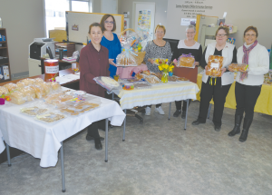 The Friends of Falher Library highlights successful fundraisers