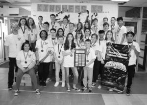 GPV badminton teams bring home medals from tournaments