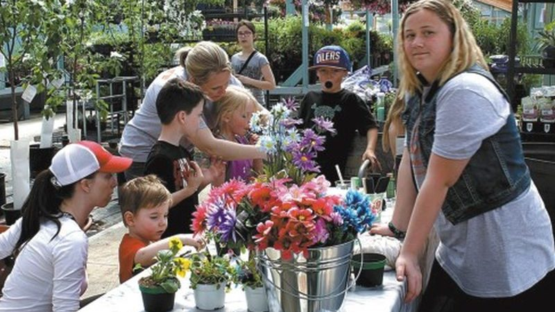 """Fern's Greenhouse """"Children's Day"""" offered five hours of fun on May 6"""