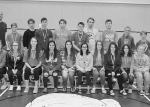 Heritage students win medals at Francophone Games
