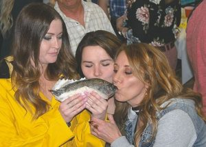 """Something fishy was going on at McLennan Elks Hall during """"East Coast Night"""" April 28"""