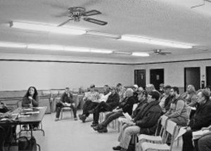 Smoky River Water Co-op held its AGM at the Club des Pionniers in Donnelly on April 24