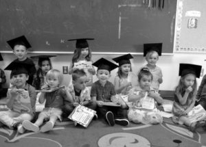 Smoky River Play School holds graduation ceremony for its students