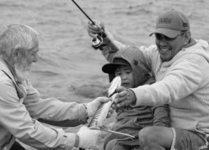 Knights of Columbus tenth annual Children's Fishing Derby