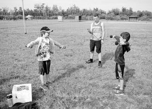 Ecole Heritage holds track-and-field meet