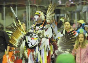 Providence celebrates National Indigenous Peoples Day, with games, dancing and traditional food