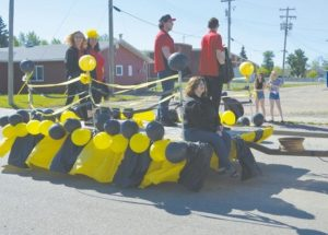 Lots to see and do at  the Honey Festival