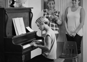 Ecole Providence music program participants perform at year-end concert