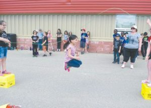 PIC – Jump … Jump … Jump Rope for Heart! At Ecole Routhier