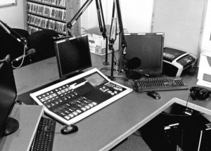 CKRP Radio Rivière-la-Paix 95.7 FM will soon break its silence and resume broadcasting