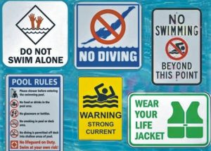 The Lifesaving Society designates July 15 to July 21 National Drowning Prevention Week