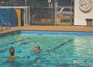 Falher Region Pool offering combined Bronze Medallion/Bronze Cross course in August 13-16