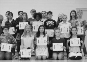 Ecole Routhier sends off Grade 6 students with best wishes, certificates of achievement