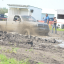 Mud bogging action at Smoky River Ag Society grounds