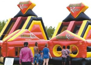 """Victory Life Church annual """"Church in the Park"""" took place for the first time in Falher, July 29"""