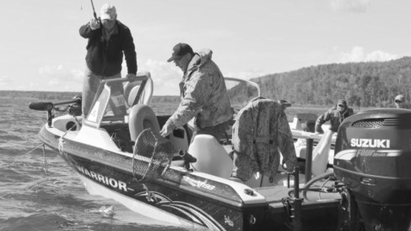 30th annual Golden Walleye Classic this Labour Day long weekend
