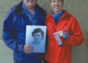 Annual Terry Fox Run held in McLennan on Sept. 16