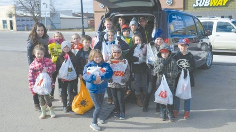 Smoky River FCSS's annual 'Drive Away Hunger' event