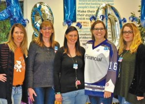 Local branch celebrates ATB Financial's 80th Anniversary