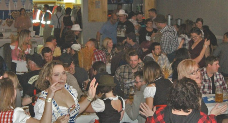 McLennan Rec Society earns a feather in its cap hosting another first-rate Oktoberfest