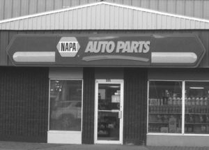 NAPA Auto Parts keeps you rolling along