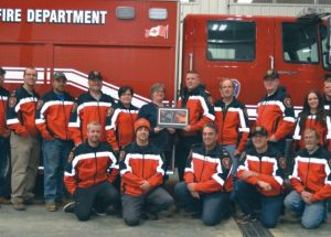 Canada Post releases stamp honouring firefighters, fire chief praises recognition