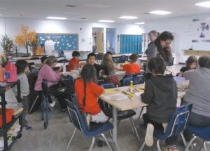 Providence mentorship program provides a valuable experience between students and volunteers