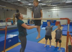 Smoky River Gymnastics Club begins the 2018/19 season