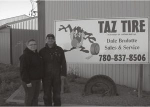 Taz Tire meets all your tire needs