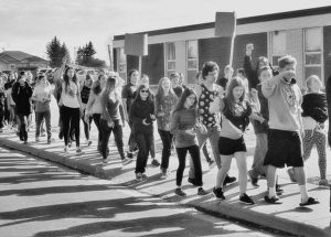 "G.P. Vanier students protest ""extreme"" healthy foods policy"