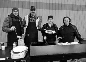 New Horizon Co-op holds pancake breakfast fundraiser for KidSport