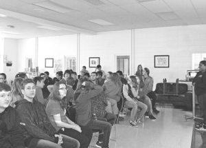 MADD school program provides valuable life lesson to Vanier students