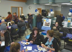 Vision Credit Union holds customer appreciation lunch