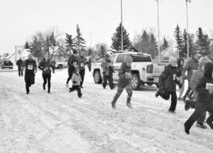 Smoky River Runners hosts 'McLennan Legion Run to Remember,' 2018