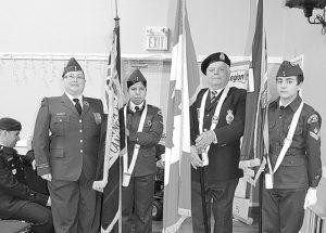 PIC – High Prairie Air Cadets in McLennan