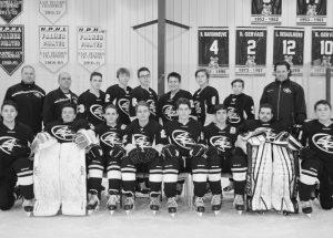 Meet the Smoky River Minor Hockey teams for 2018/19