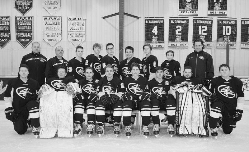 Meet the Smoky River Minor Hockey teams for 2018/19 - Smoky River ...