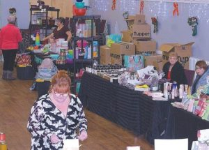 McLennan Christmas Expo raises funds for Providence Breakfast Program