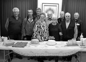 Club Etoile in Girouxville holds annual general meeting