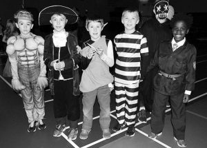 PICs – Halloween activities at Ecole Heritage