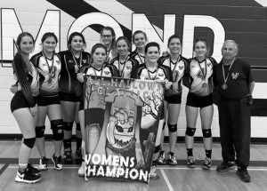 GPV volleyball teams bring home medals