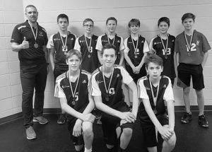 Ecole Heritage junior volleyball teams do well in Grimshaw
