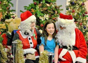 McLennan Santa Day Celebration