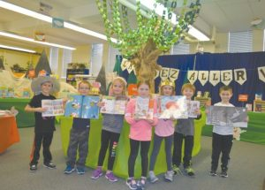 Ecole Heritage's library holds an enchanting book fair fundraiser