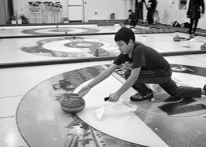 PICs – More photos of the curling clinic in Falher