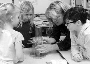 Peace River School Division – Mini options have begun at Springfield School