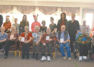 Georges P. Vanier students engage with Villa residents