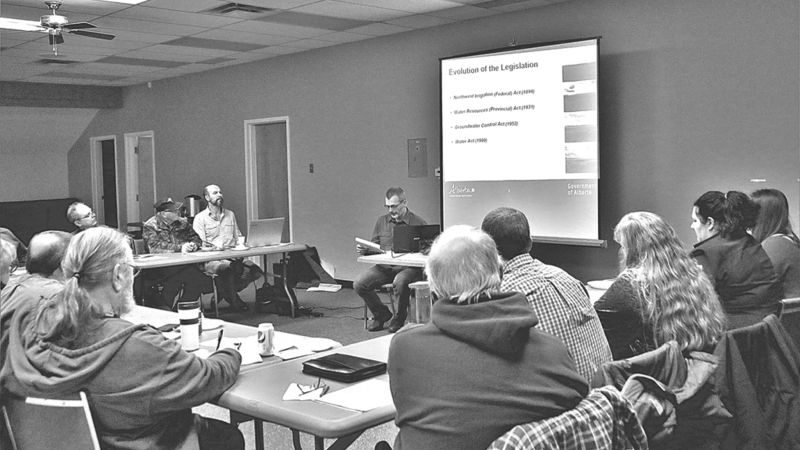 Mighty Peace Watershed Alliance ensures safe, secure water supply for the Peace River Region