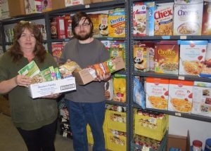 Food banks stretching dollars for food